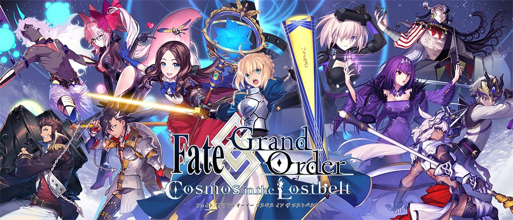 Fate go pc | Fate/Grand Order for PC  2019-03-18